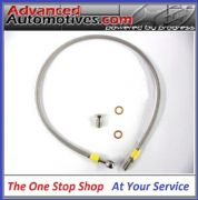 Nissan S13 200SX Advanced Automotives Stainless Steel Braided Clutch Hose Kit